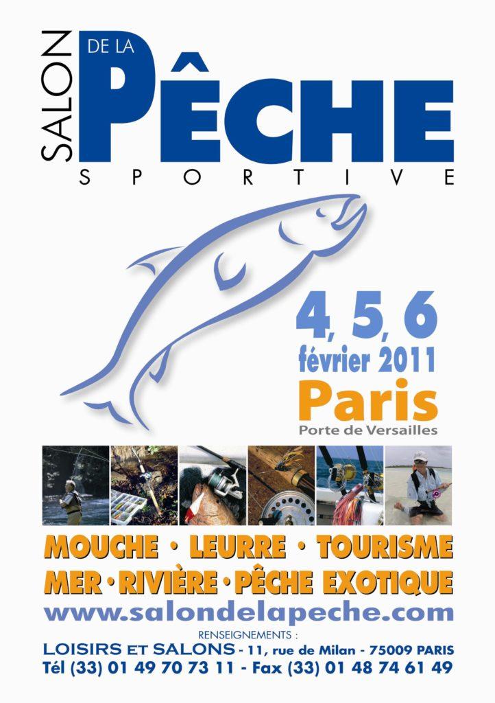 Salon de la pêche sportive 2011